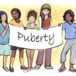 natural remedies for puberty issues in girls