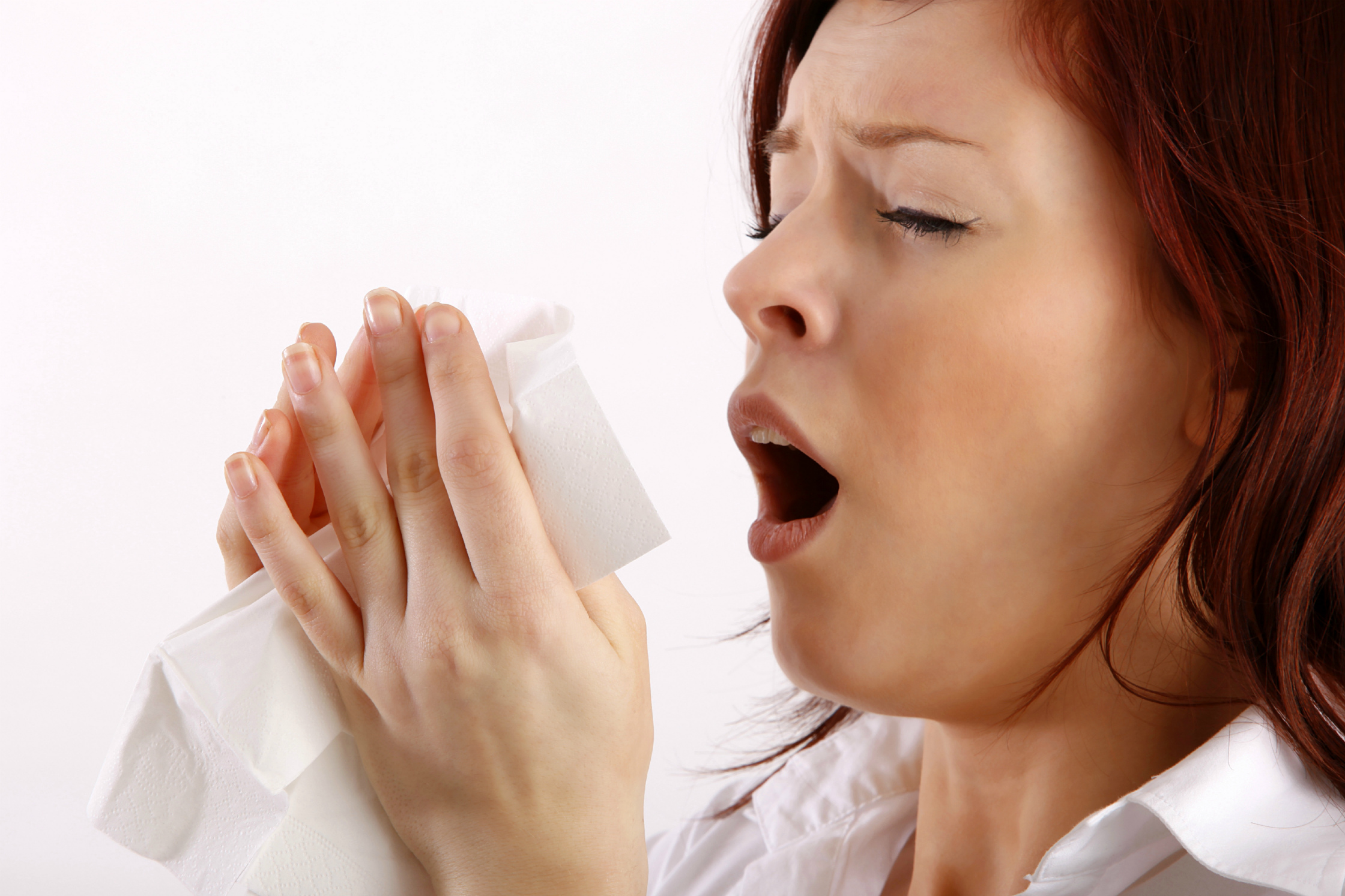 Natural treatment for seasonal allergies